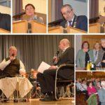 Dieter Degreif nach 52 Jahren Nußlocher Theaterfahrten feierlich verabschiedet