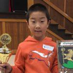 Sandhäuser Yuxuan Meng gewinnt Jugend Schnellschach Grand-Prix in Ketsch