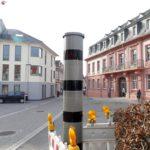 Echte Verkehrsberuhigung in der Leimener Rathausstraße - Ein Blitzer macht's!