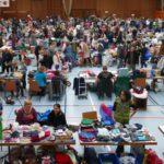 Pestalozzi-KiGa eröffnete Flohmarktsaison – Nächster Flohmarkt schon am 18. März