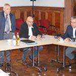 CDU Kreistagsfraktion: Landrat Dallinger stellt Vorhaben für zweite Amtszeit vor