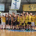 San Marino U16 Nationalmannschaft zum Austauschbesuch bei Sandhäuser Wild Bees