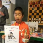 Schachklub Sandhausen: Yuxuan Meng gewinnt Biber Jugend-Cup