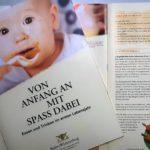 Praxisseminar: Babykost für Säuglinge ab fünf Monate selbst kochen