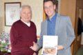 Heiner Schmidt feierte seinen 80. Geburtstag