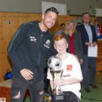 1. Leimbach-Realschul-Cup – Sieger ist die Otto-Graf-Realschule Leimen