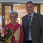 Ellen Bülow aus dem Seniorenbeirat ausgeschieden