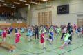 KuSG-Handball-Abteilung: Minispielfest mit fast 150 begeisterten Teilnehmern