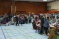 Ruhiger Schlümpfe-Flohmarkt – Grippewelle hielt viele vom Besuch ab
