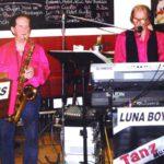 Die Luna Boys begehen 55-jähriges Bühnenjubiläum