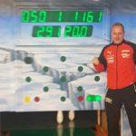 Kegeln: Beide Mannschaften von Rot-Weiß Sandhausen fahren Siege heim