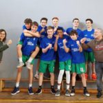 KuSG Basketball - U16 Oberliga Leikis: 3. Platz bei Ba-Wü-Meisterschaften