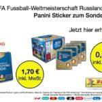 Fußball-WM: Original Panini Sammelbilder zum Großhandelspreis