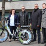 E-Mobilität: Kostenfreie Pedelec-Leihgabe für die Gemeinde Sandhausen