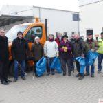 Rückblick: Putzparty der Stadt Leimen und der Lokalen Agenda