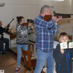 Traditionelles gut besuchtes Osterschießen bei der Schützengilde Heimattreu