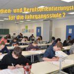 FEG Studien- und Berufs-Orientierungstest für die Jahrgangsstufe 2