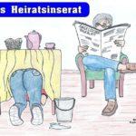 """""""Die Possenreisser"""" Gauangelloch präsentieren: """"Das Heiratsinserat"""