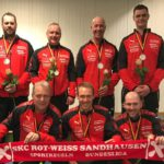 Kegeln: Rot-Weiß Sandhausen beendete Saison mit starker Leistung