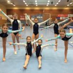 Jugend trainiert für Olympia Turnen - 3. Platz für junge FEG-Mannschaft