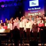 Soundhouse schrammt bei Chorwettbewerb knapp am Riesenpokal vorbei