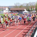 Rekord beim Germanenlauf: </br>Längster 5.000 Meterlauf der Geschichte