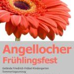 29. April: Gauangellocher Frühlingsfest mit Sommertagszug