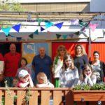 Eine Wagenladung guter Ideen in Leimens Elisabeth-Ding-Kindergarten