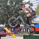 Sportförderung im Rhein-Neckar-Kreis: Stipendiat für Fahrradtrial-Athleten