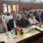 Versammlung des Kreisfeuerwehr-Verbandes mit Kommandanten-Dienstbesprechung