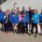 SK Neptun Leimen erfolgreich bei den 25. Weinstraßen-Schwimmwettkämpfen