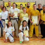 Schüler,- und Meistergradprüfung im Selbstverteidigungs-Sport Esdo