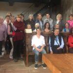Hospiz-Mitarbeiterinnen Wochenende in der Manfred-Sauer-Stiftung