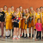 Wildbees Basketball - Südwestdeutsche Meisterschaften der Ü35 Damen