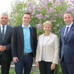 Abwasser-Zweckverband: Bürgermeister Joachim Förster wird stellv. Vorsitzender