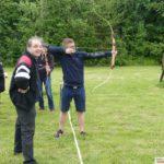 Sportschützen St. Ilgen eröffnen die Bogensport-Saison