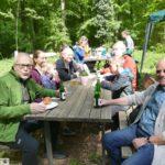 2. Hirschgrundhütten-Zauber der KuSG Basketballer sehr gut besucht
