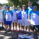 Tennis Blau-Weiß Leimen: Herrn unterliegen Walldorf - Damen siegen