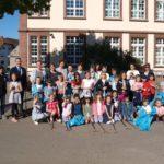 Turmschule hilft beim Clean-Up Day - Georgi-Markt glänzt wieder