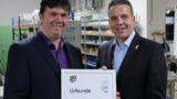 Familienunternehmen Grothues in Leimen feiert 40-jähriges Jubiläum