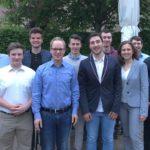 Frischer Wind: Arved Oestringer neuer JuLi Kreisvorsitzender