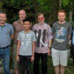 Schachklub Sandhausen steigt auf in Verbandsliga
