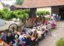 Klassisch: Lammbraten vom Grill bei den Freien Wählern in Ochsenbach