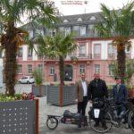 Rheinfelden nach Kiel: Stadtradeln-Botschafter Rainer Fumpfei macht Station in Leimen