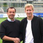 SV Sandhausen: Philipp Klingmann verlängert bis 2020