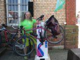 Voller Radeltag fürs GreenTeam