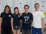 SK Neptun Leimen sehr erfolgreich auf den Süddeutschen Meisterschaft