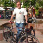 Leimen radelt für gutes Klima: Interview mit Stadtradel-Star Dr. Peter Anselmann