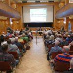 Großbaustelle und Straßensperrung L 600 - Stadt Leimen informierte über Sachstand