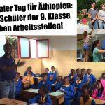 Friedrich-Ebert-Gymnasium sucht Arbeitsplätze für Neuntklässler am 17. Juli